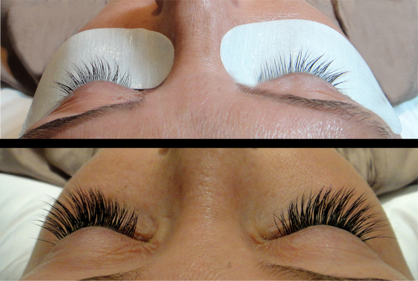 eyelashes in Port Richey, Florida